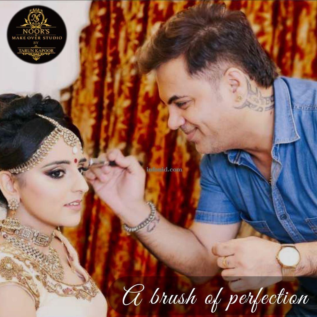Best Makeup Artist  Beauty Parlour in Karnal Noors Makeover Studio